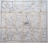 Bath Map and Engravings