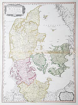 Hampshire Morden map for sale
