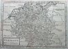 Antique map of Germany - Moll