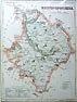 Antique map of Huntingdonshire