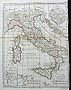Italy-sicilly-sardinia map