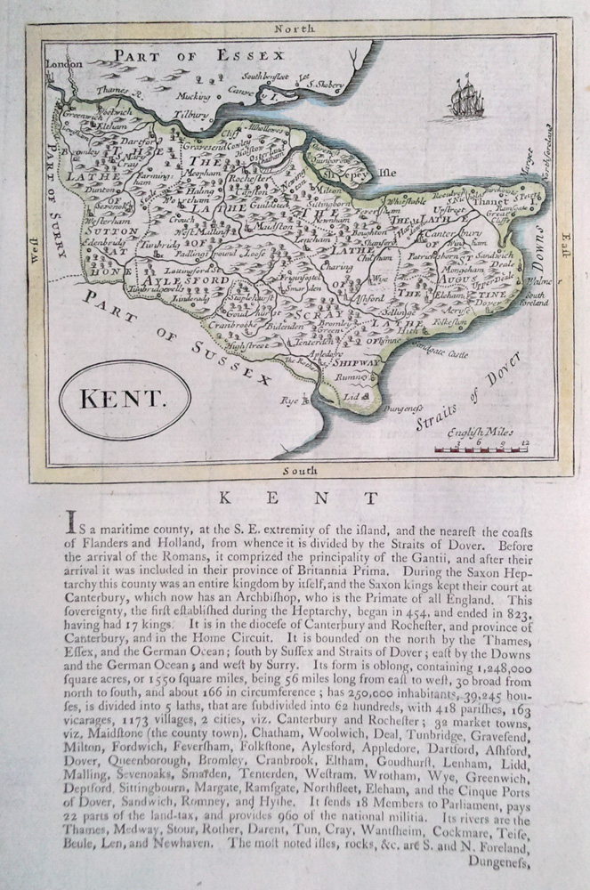 Kent by Seller and Grose