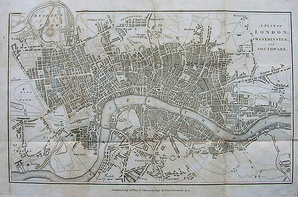 London Westminster and Southwark Plan