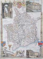 monmouthshire map moule