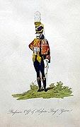 Prussian Military Print